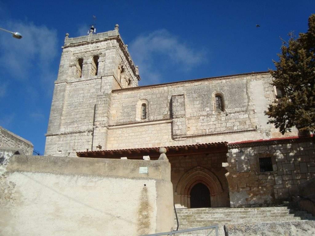 parroquia de san juan pinel de arriba