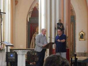 parroquia de san juan y san pablo alli