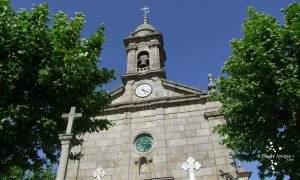 parroquia de san julian a illa de arousa