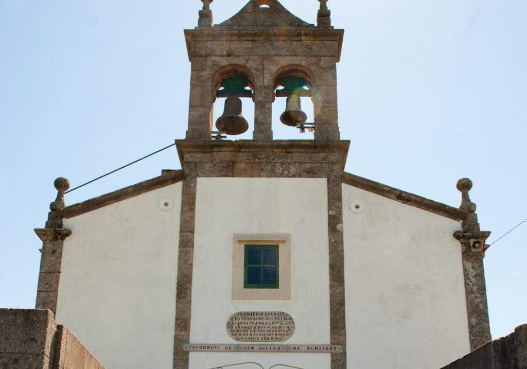 parroquia de san julian de almeiras culleredo
