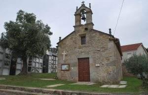 Parroquia de San Julián de Barrañán (Arteixo)
