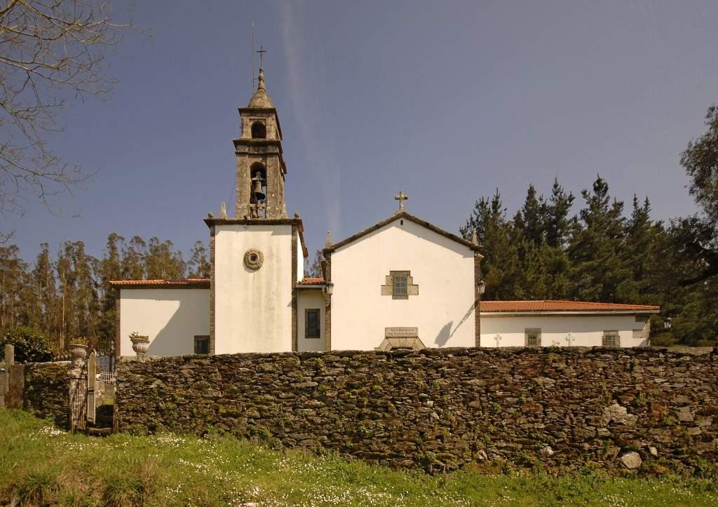 parroquia de san julian de lardeiros o pino