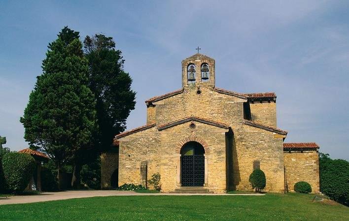 parroquia de san julian de los prados oviedo