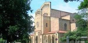 Parroquia de San Julián de Somió (Gijón)