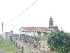 parroquia de san julian de zas de rey melide