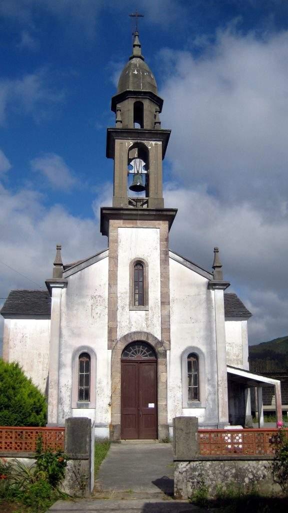 parroquia de san julian del yermo ortigueira