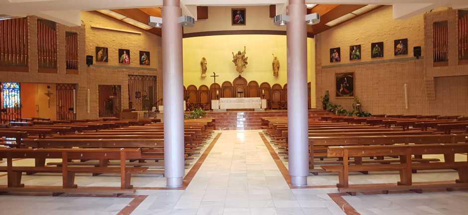 parroquia de san julian toledo