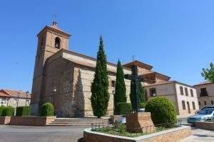 parroquia de san julian y santa basilisa el casar de escalona 1