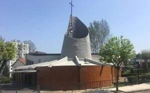 Parroquia de San Lázaro del Camino (Oviedo)