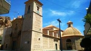 parroquia de san lazaro obispo alhama de murcia 1
