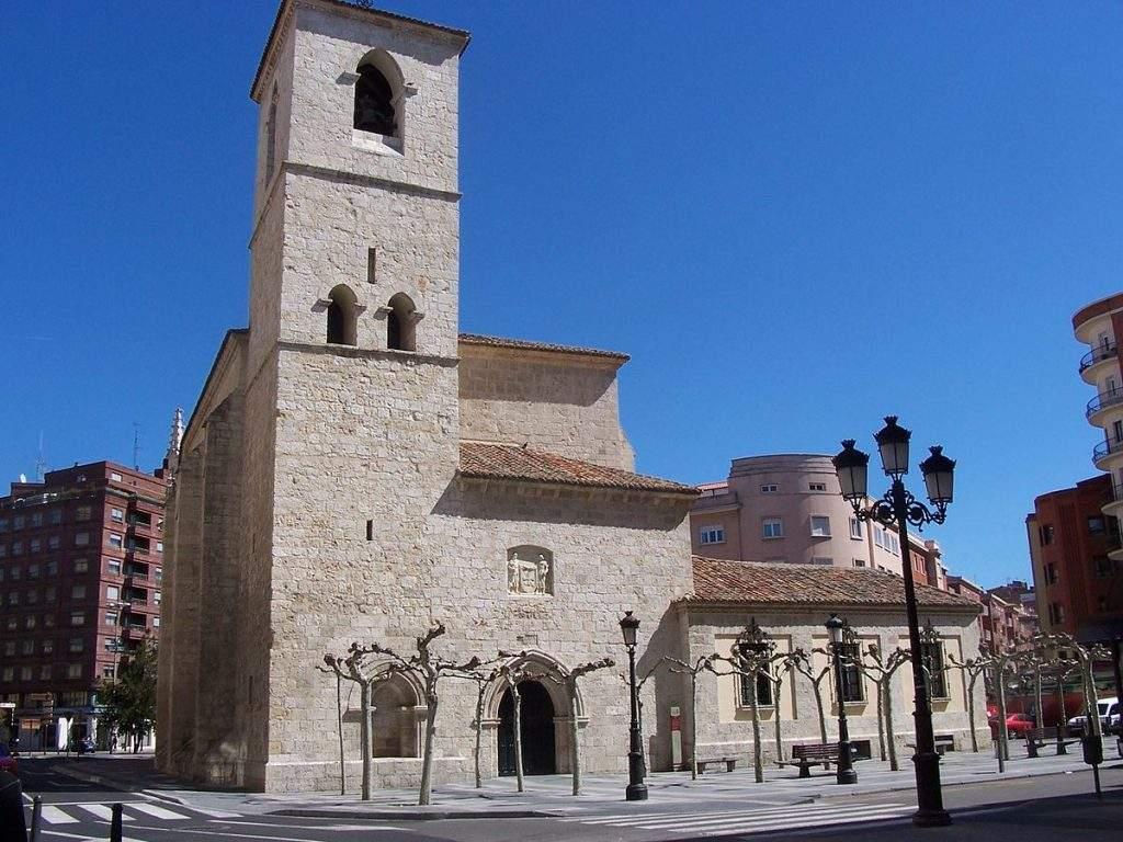 parroquia de san lazaro palencia