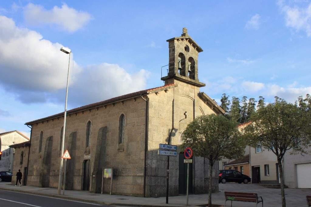 parroquia de san lazaro santiago de compostela