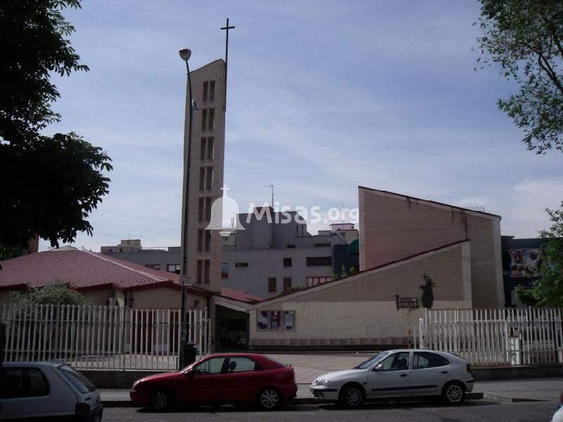 parroquia de san leandro misioneros oblatos de maria inmaculada madrid