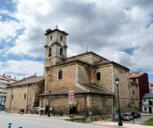 Parroquia de San Leonardo Abad (San Leonardo de Yagüe)