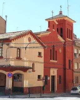 parroquia de san lino zaragoza