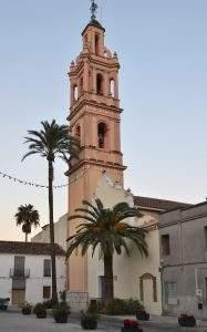 parroquia de san lorenzo benirredra