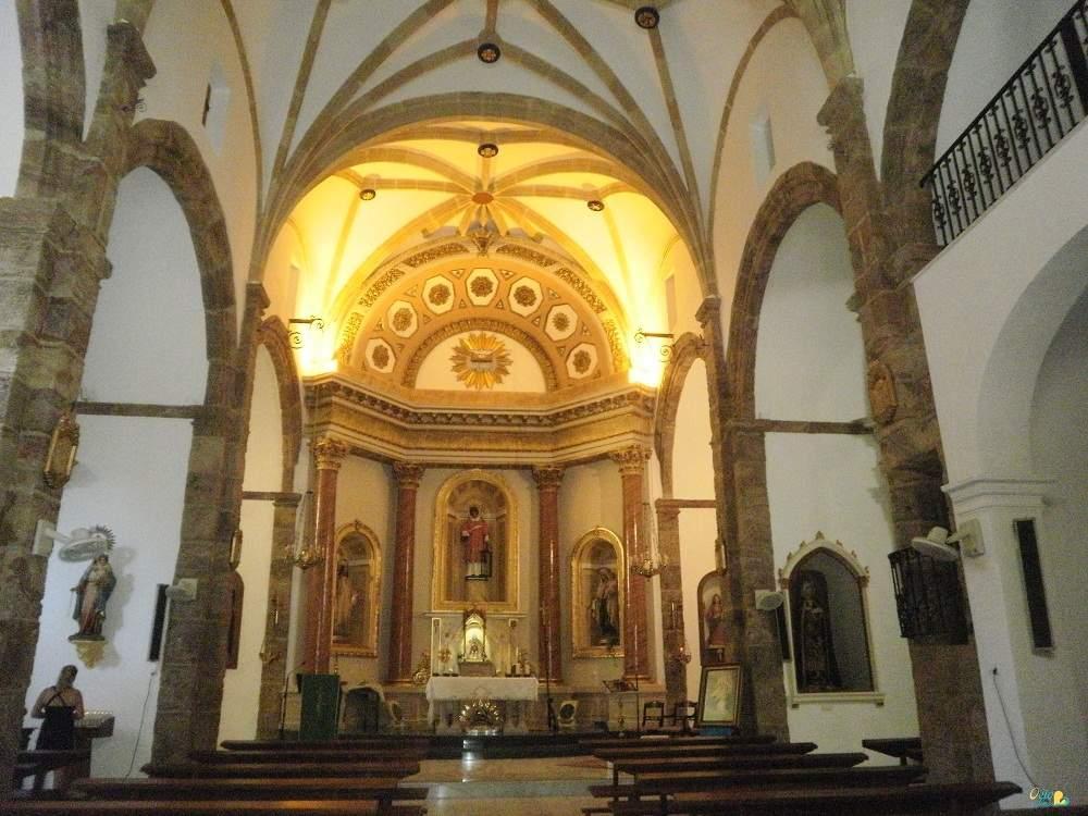 parroquia de san lorenzo busot