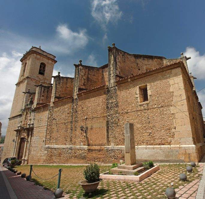 parroquia de san lorenzo calig