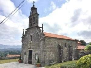 Parroquia de San Lorenzo de Belesar (Baiona)