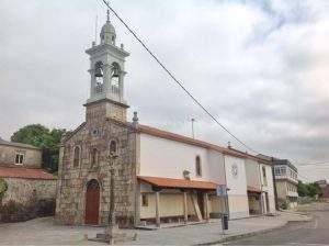 Parroquia de San Lorenzo de Berdillo (Carballo)
