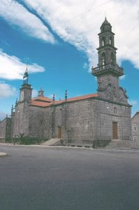 parroquia de san lorenzo de fornelos fornelos de montes