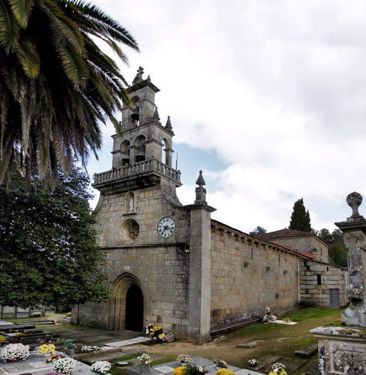 parroquia de san lorenzo de pinor barbadas