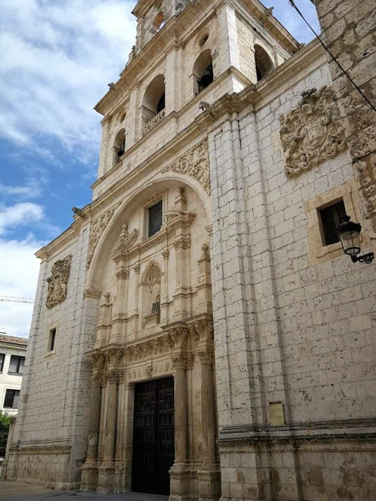 parroquia de san lorenzo el real burgos
