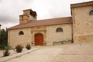parroquia de san lorenzo fuentenebro