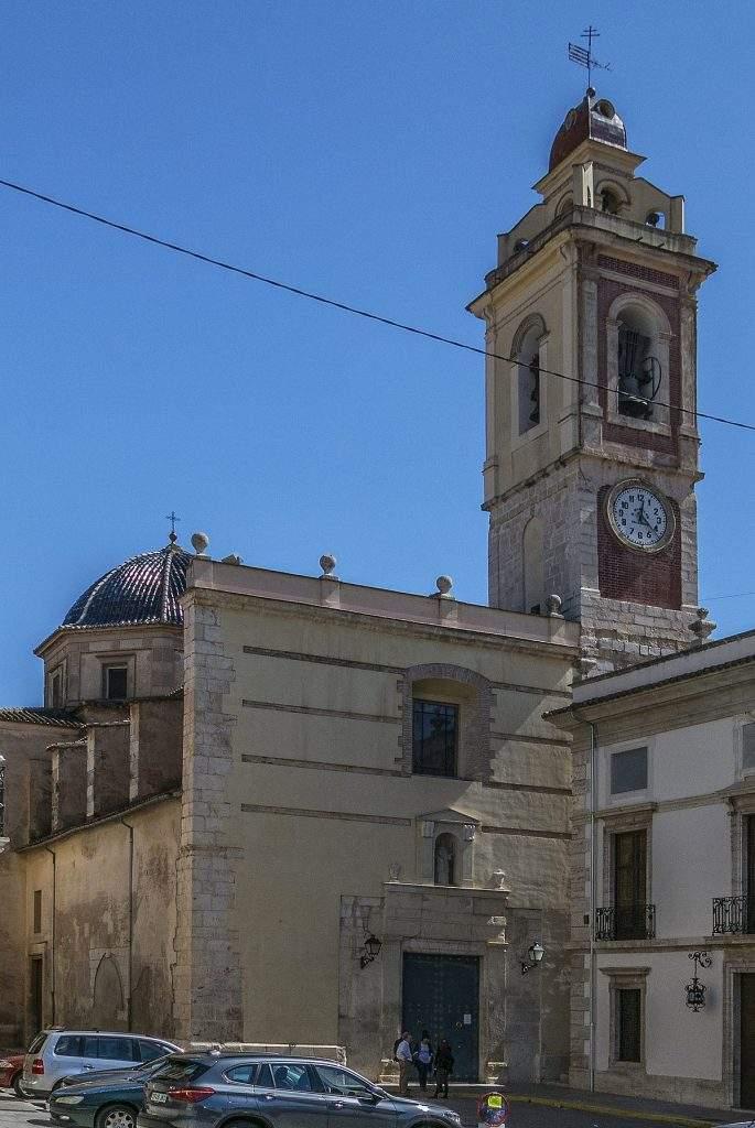parroquia de san lorenzo martir alberic