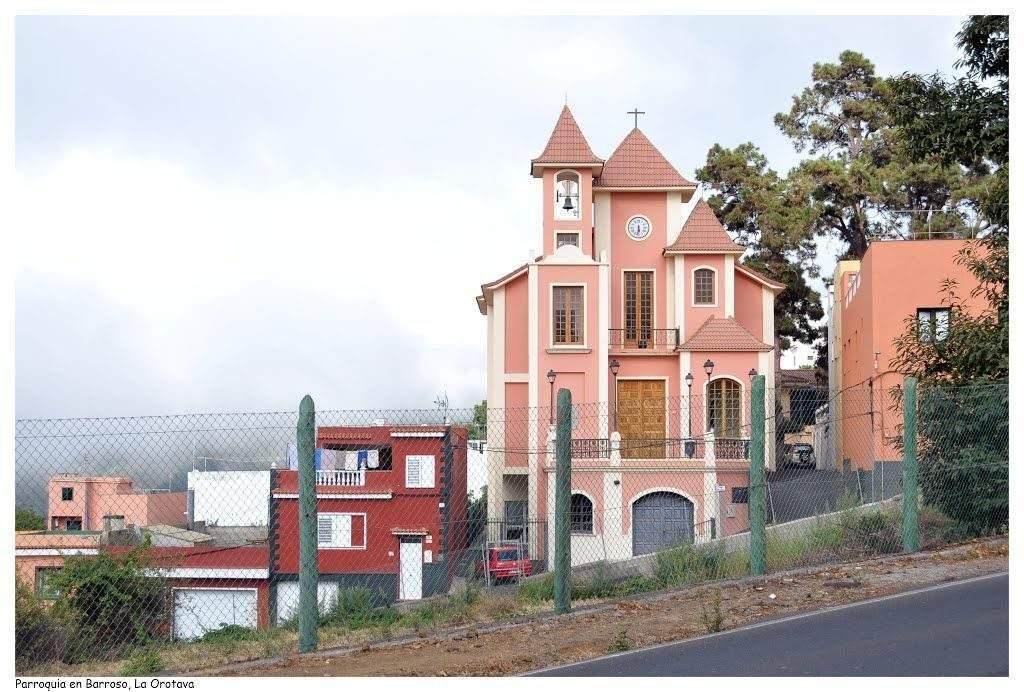parroquia de san lorenzo martir barroso la orotava