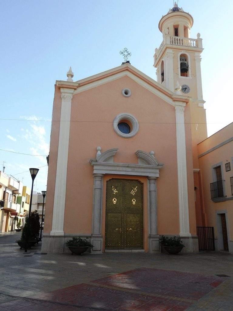 parroquia de san lorenzo martir massalfassar