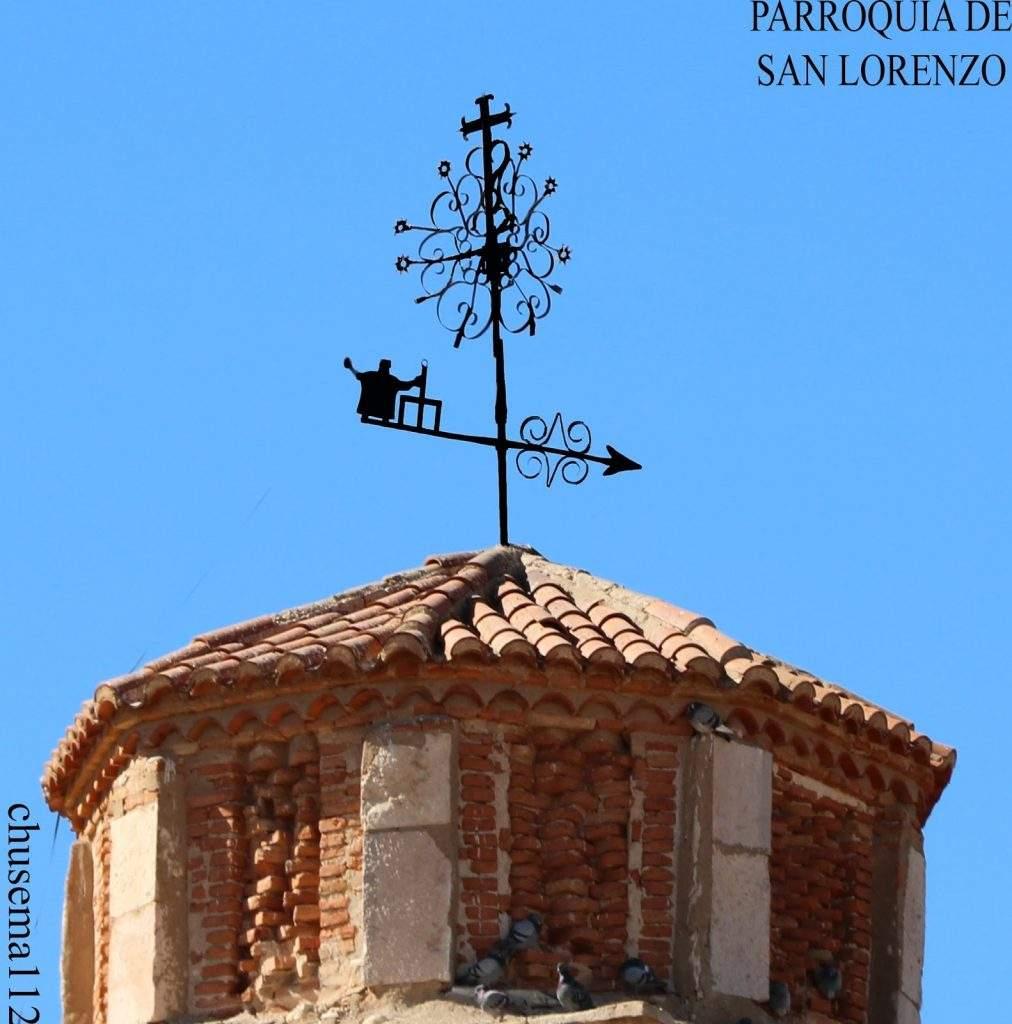 parroquia de san lorenzo martir mezquita de jarque
