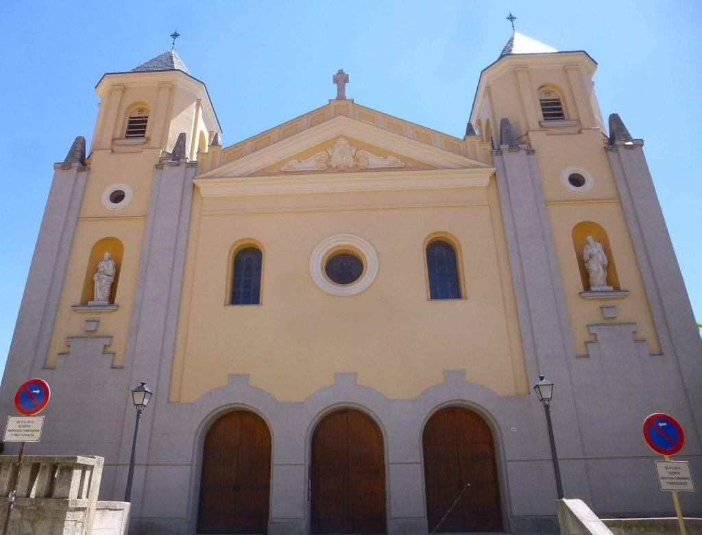 parroquia de san lorenzo martir san lorenzo de el escorial