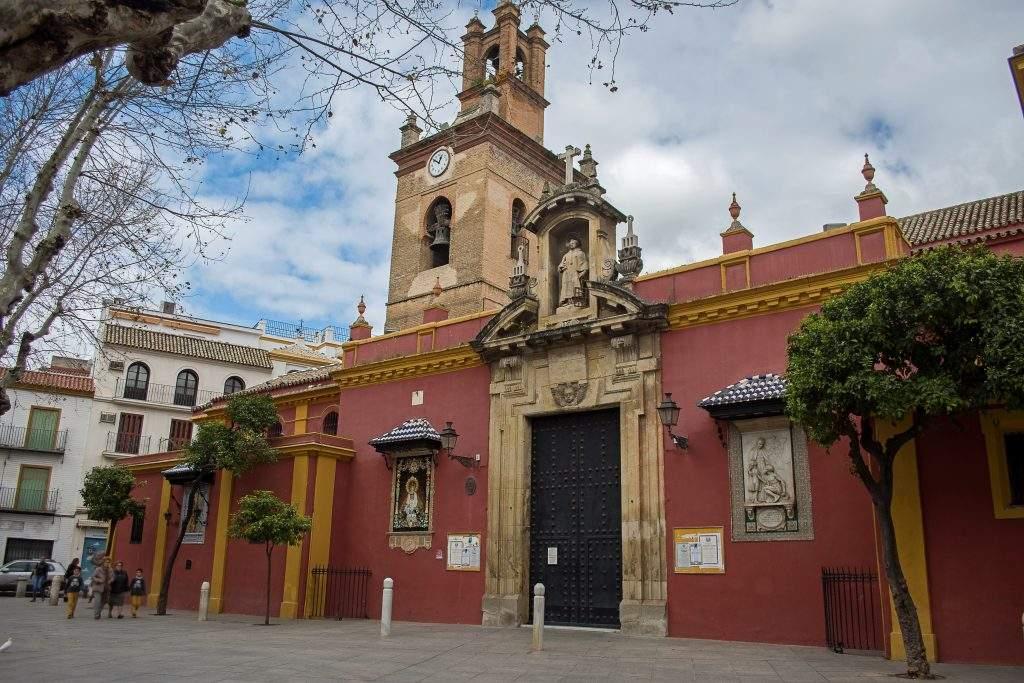 parroquia de san lorenzo martir sevilla