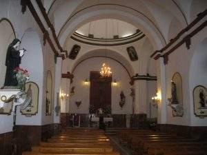parroquia de san lorenzo martir valle de abdalajis