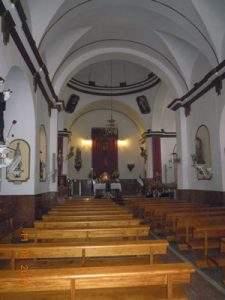 parroquia de san lorenzo martir valle de san lorenzo