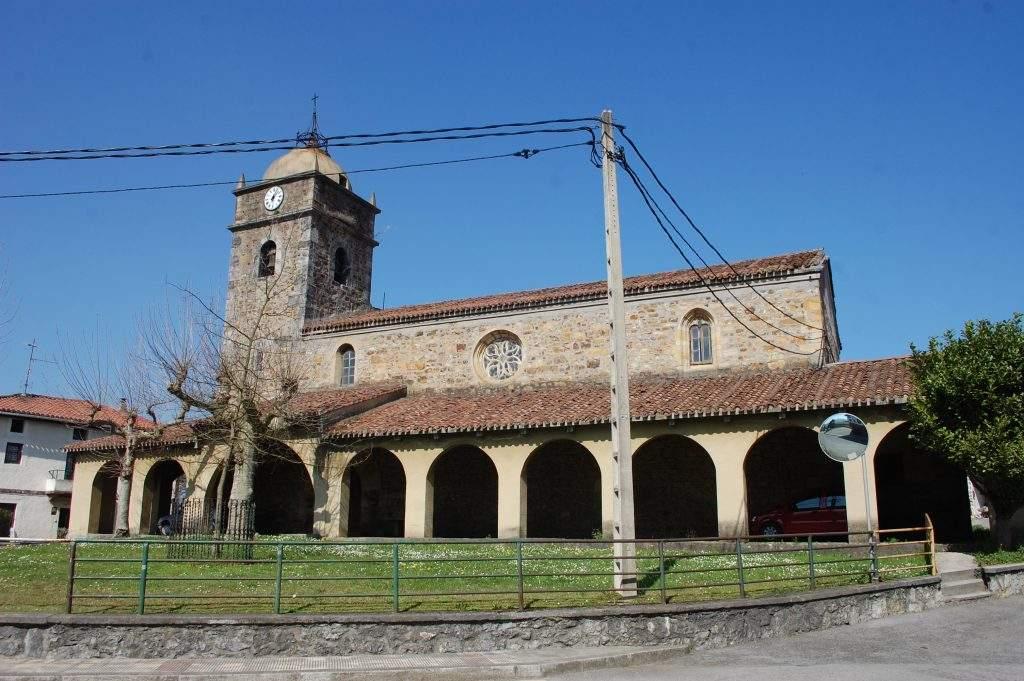 parroquia de san lorenzo martir zaratamo