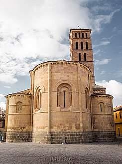 parroquia de san lorenzo segovia