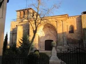 parroquia de san lorenzo villafruela