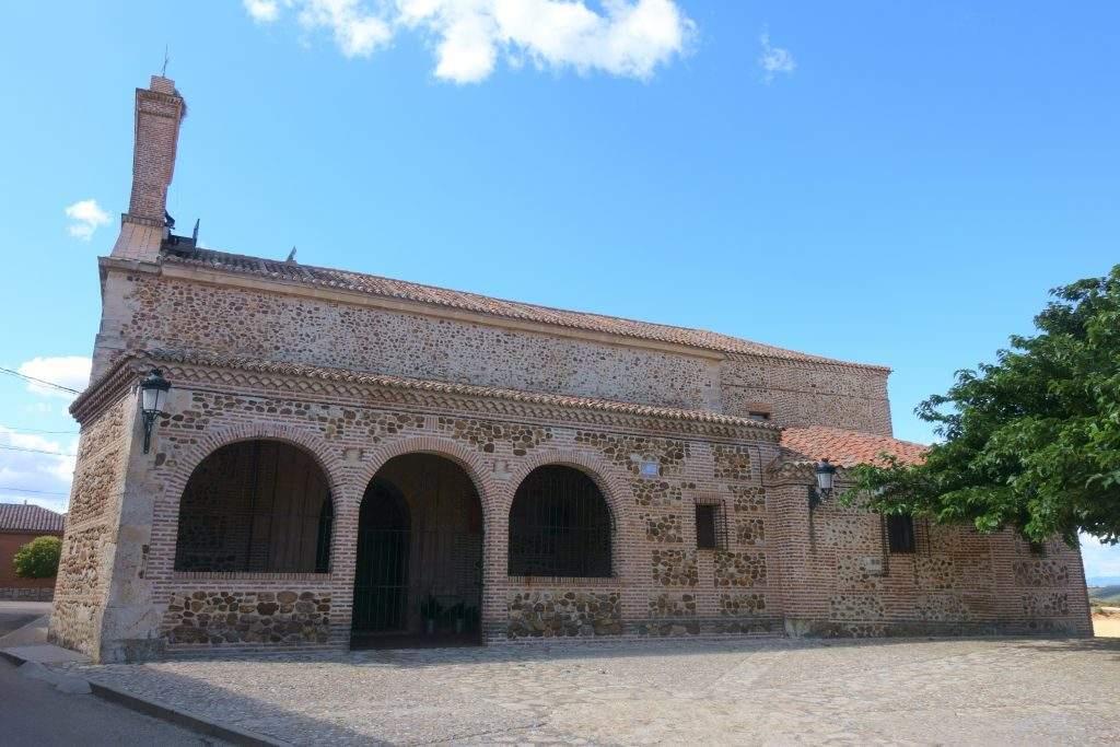 parroquia de san lorenzo vinuelas