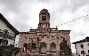 parroquia de san lorenzo ziga
