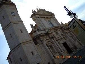 parroquia de san lucas evangelista cheste