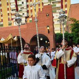 parroquia de san lucas evangelista sevilla