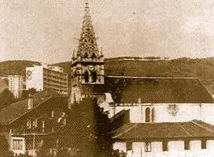 Parroquia de San Luis Gonzaga (Herrera) (Donostia)