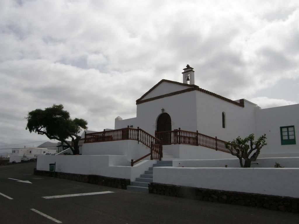 parroquia de san luis gonzaga las brenas