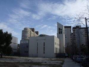 parroquia de san luis obispo valencia