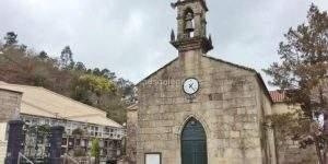 Parroquia de San Mamede de Petelos (Mos)