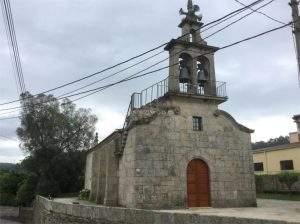 Parroquia de San Mamede de Zamáns (Vigo)