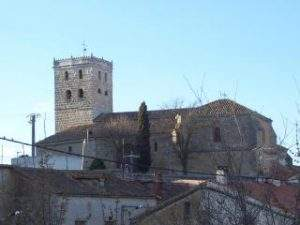 parroquia de san mames martir encinas de esgueva