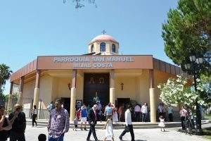 parroquia de san manuel fuengirola